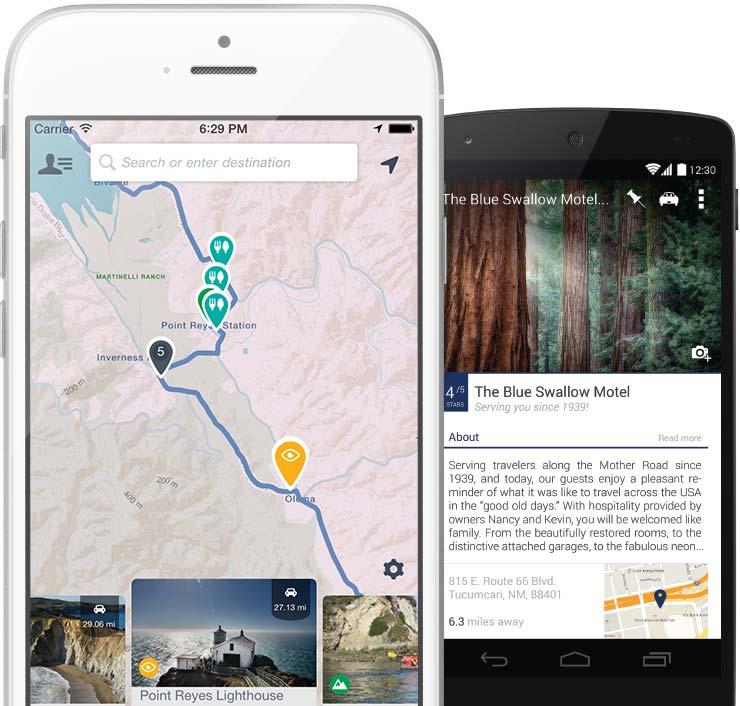 Trip Planning App