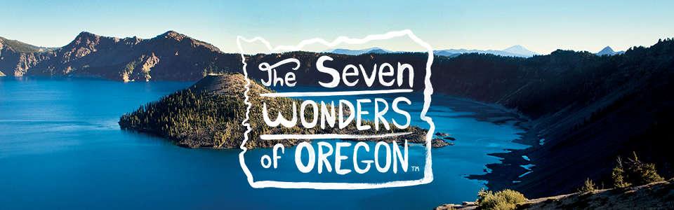 7 Wonders Of Oregon