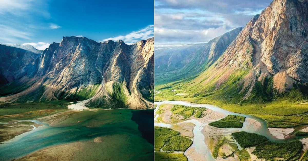 Torngat Mountain National Park is basically a North American 'Game of Thrones' kingdom