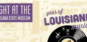 A Night At The Museum Gala - Year Of Louisiana Music