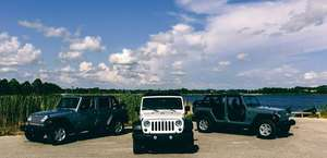 Coastal Jeep Tours