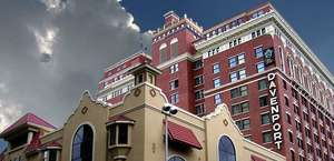 The Davenport Hotel and Tower