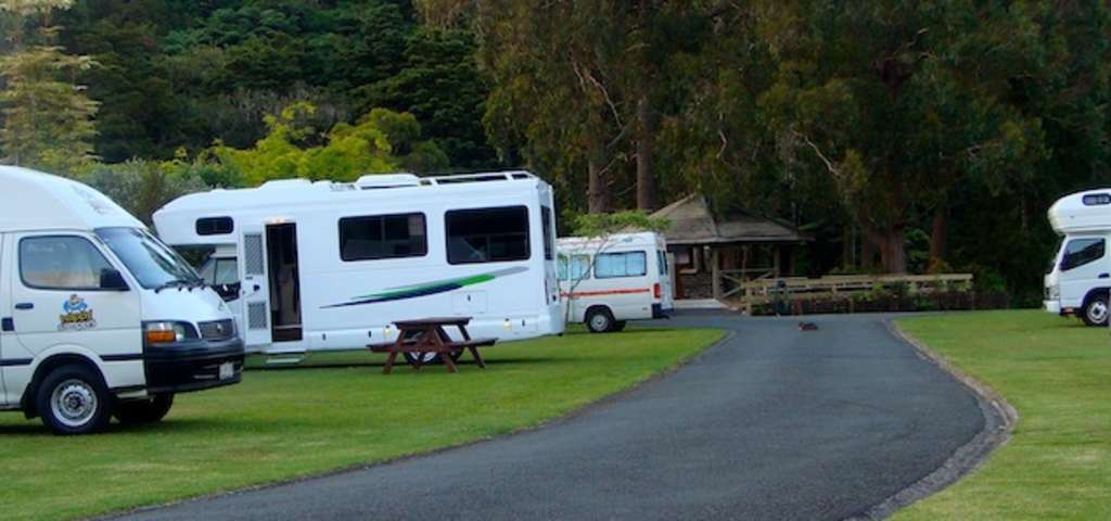 City Of Roses RV Park