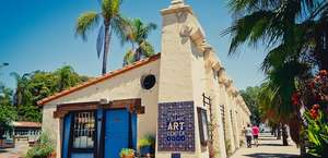 Gallery 21 Art   Spanish Village Art Center
