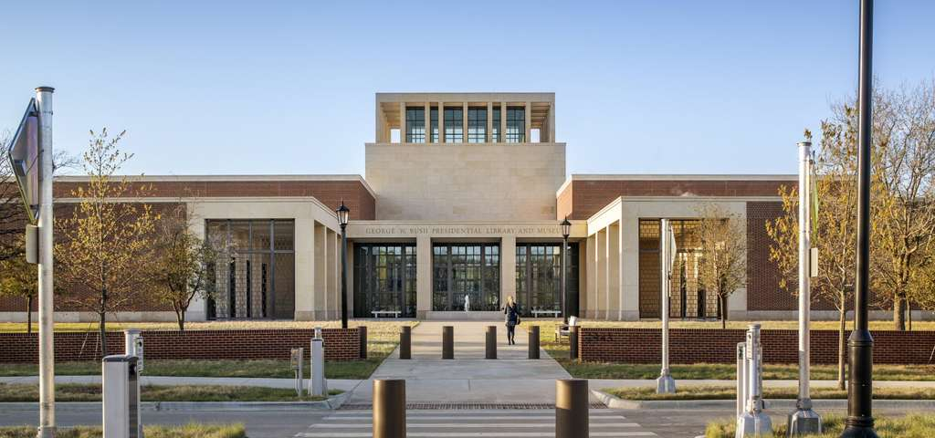 George W Bush Presidential Library and Museum Dallas Roadtrippers