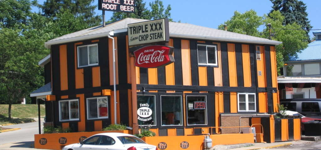 Triple Xxx Family Restaurant West Lafayette Roadtrippers