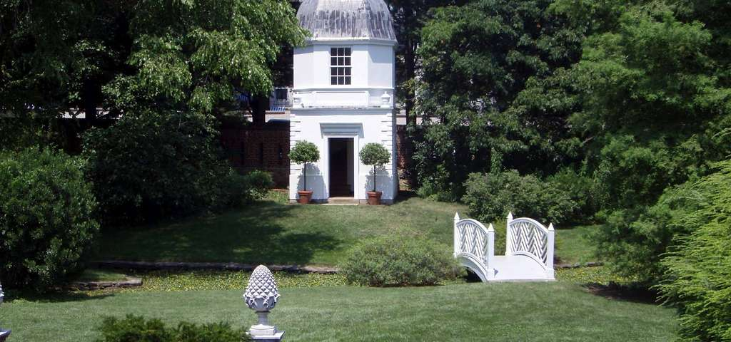 William Paca House and Garden Annapolis Roadtrippers