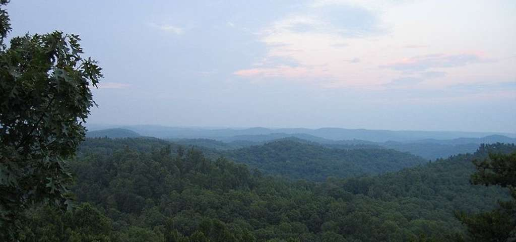 Daniel Boone National Forest Winchester Roadtrippers