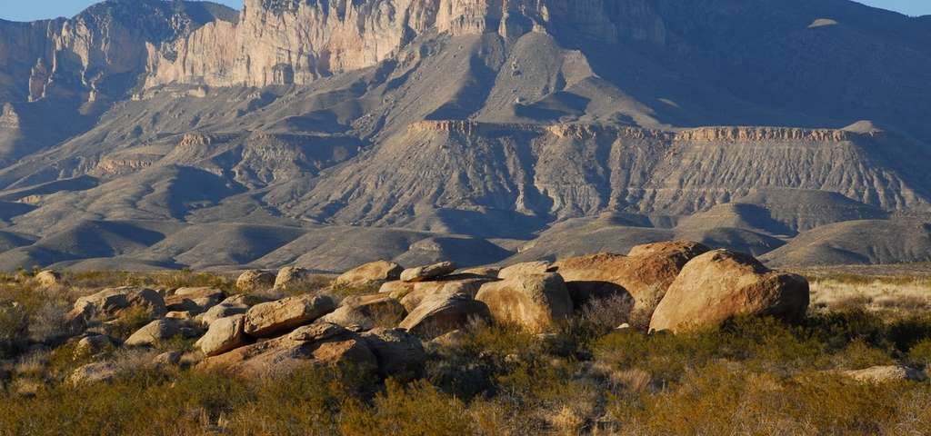 Guadalupe Mountains National Park Texas Roadtrippers - Texas national parks