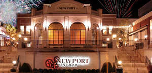 Newport on the Levee