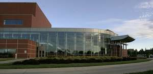Gallagher-Bluedorn Performing Arts Center