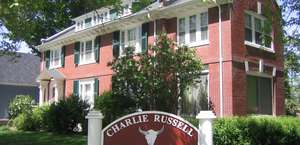 Charlie Russell Manor