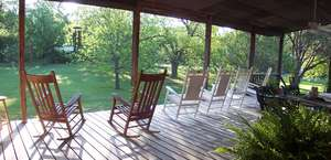 Bed & Breakfast on White Rock Creek
