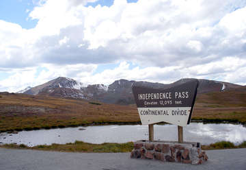 The Continental Divide of the U.S.