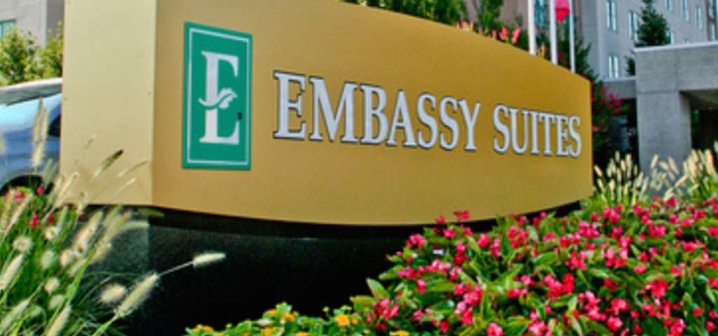 Embassy Suites Parsippany, New Jersey   Roadtrippers
