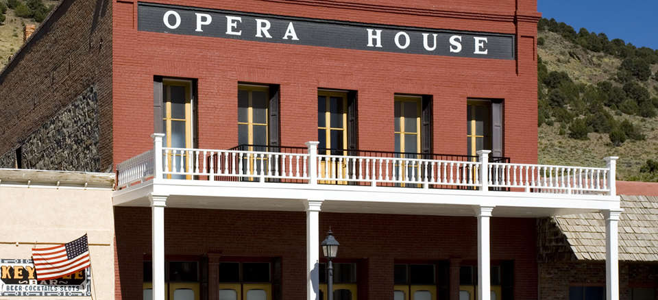 Eureka County Opera House