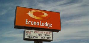 Econolodge Jamestown