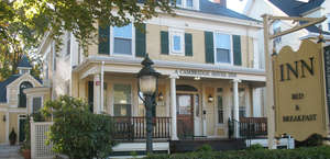 A Cambridge House Bed & Breakfast Inn