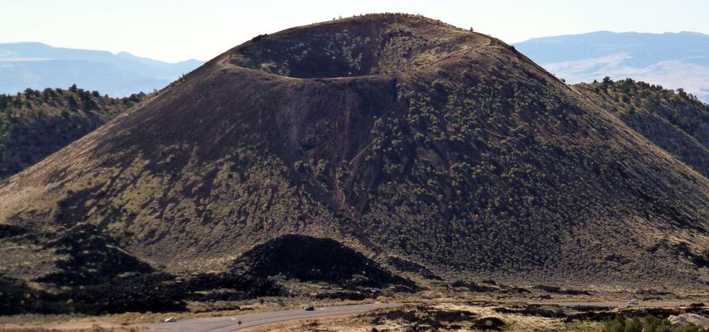 Cinder Cone Volcano St George Roadtrippers
