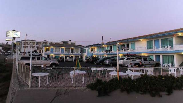 Dolphin Cove Motel Pismo Beach Ca