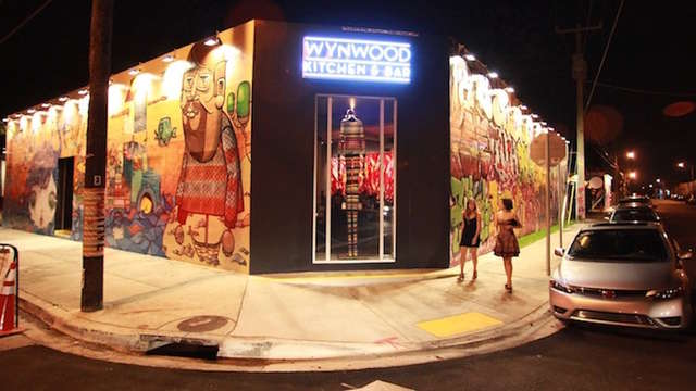 Wynwood Kitchen Bar Miami Fl Roadtrippers
