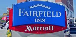Fairfield Inn & Suites By Marriott Bristol