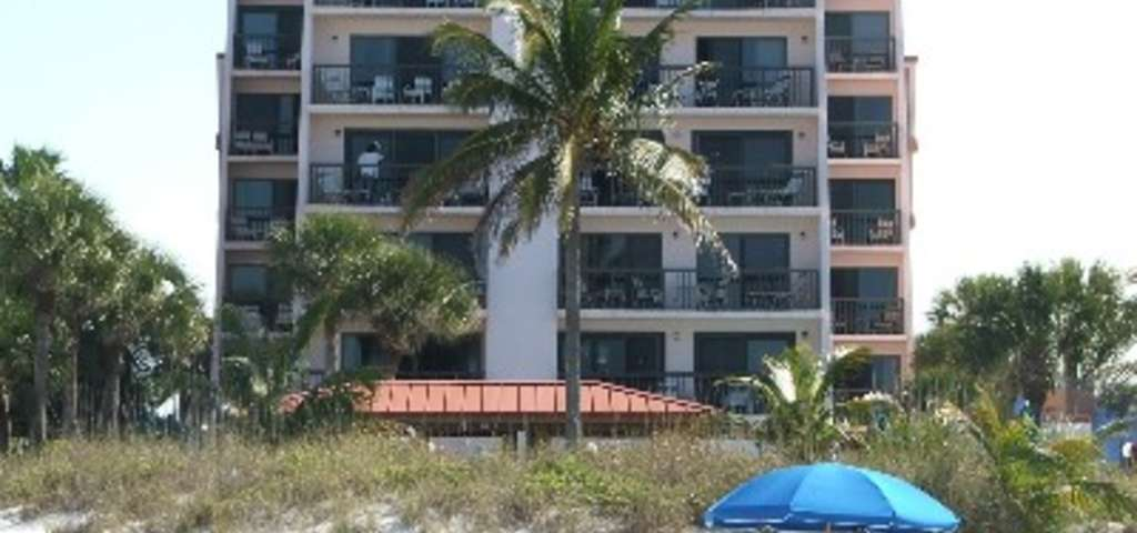 Gulf View Condo Gate Resort St Petersburg Florida On Beach New Pool Spa Pete Roadtrippers
