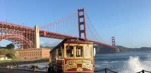 Hornblower Classic Cable Cars