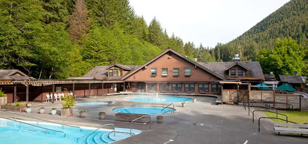 Sol Duc Hot Springs Resort Port Angeles Roadtrippers