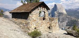 Glacier Point Trailside Museum