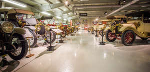 The Seal Cove Auto Museum