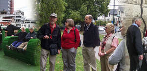 Guided City Walks Christchurch