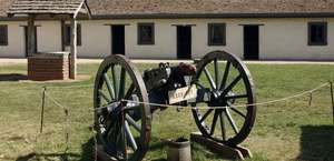 Sutter's Fort State Historical Park