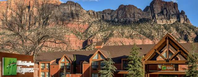 Holiday Inn Express Springdale - Zion National Park