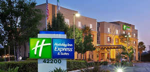 Holiday Inn Express Fremont - Milpitas Central