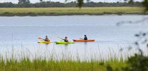 Sea Island Kayaking