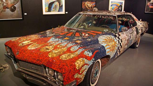 Art Car Museum >> Art Car Museum Houston Tx Roadtrippers
