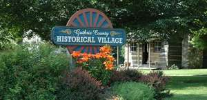 Guthrie County Historical Village