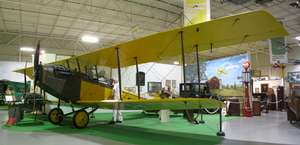 Glenn H Curtiss Museum