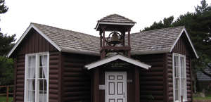 Little Log Church Museum