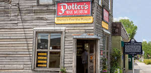 Potters Wax Museum