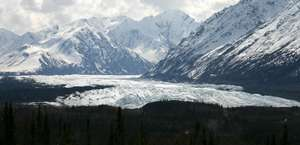 The Matanuska Glacier State Recreation Site