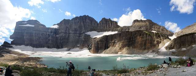 Grinnell Glacier Trail
