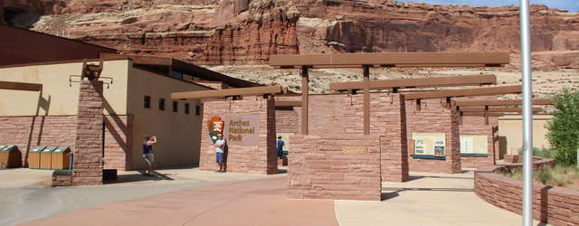 Arches National Park Visitor Center