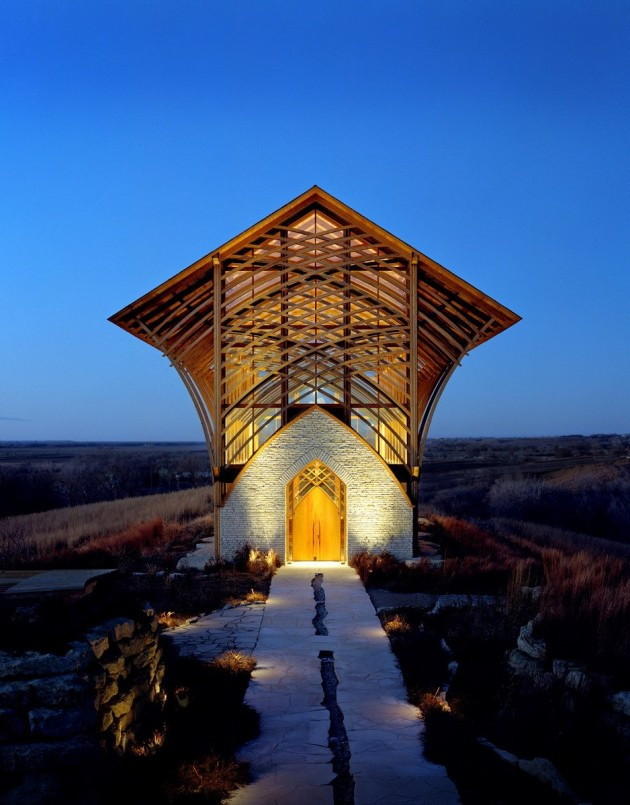 Holy Family Shrine, Gretna Nebraska
