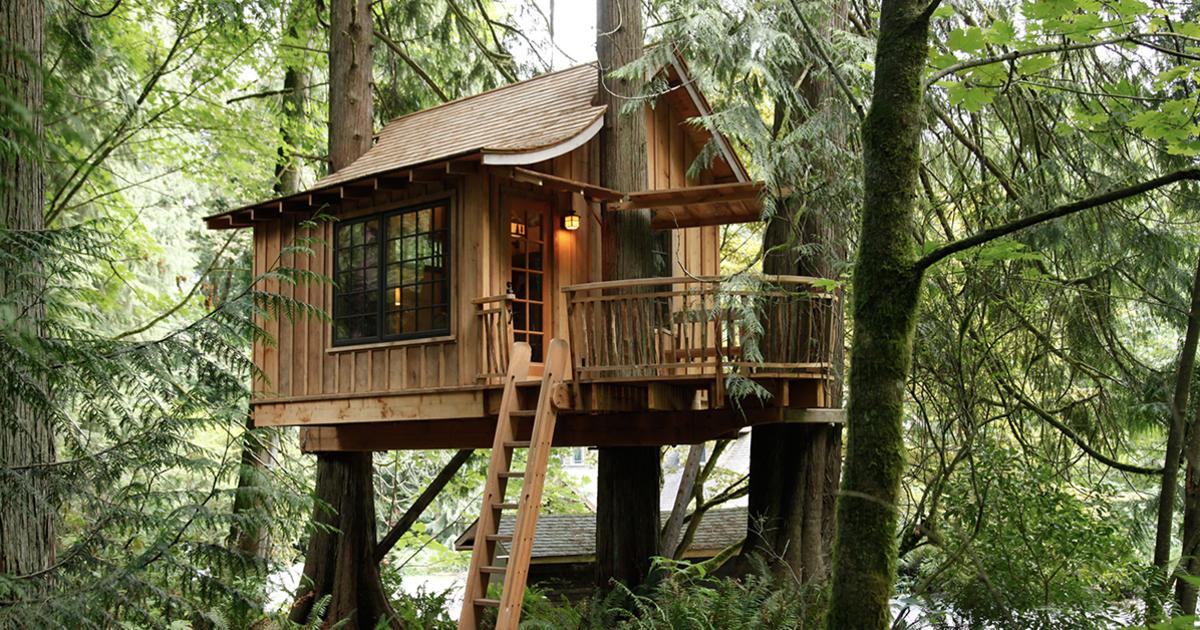 America S Best Treehouse Hotels Roadtrippers