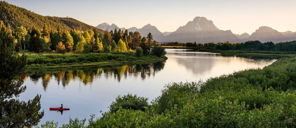Why you'll fall in love with Grand Teton National Park