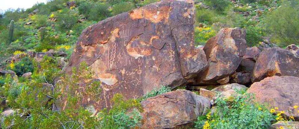 Ancient secrets & geothermal oddities in the Arizona desert