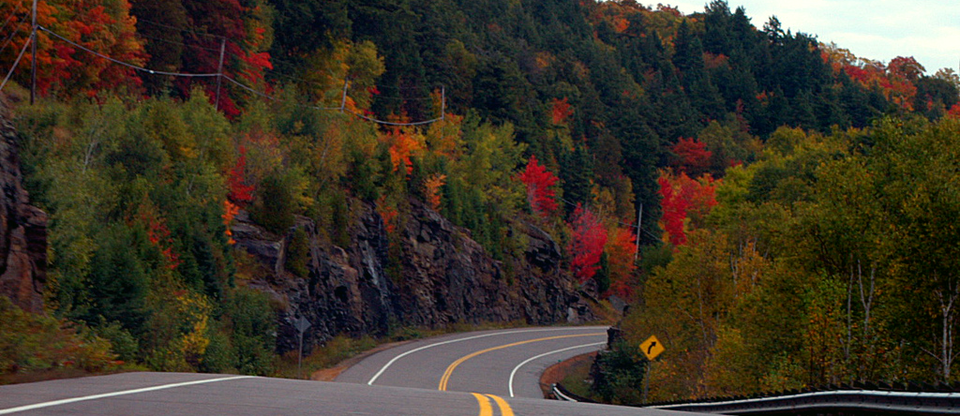 Ontario Hwy 60 is a scenic cruise past epic provincial parks