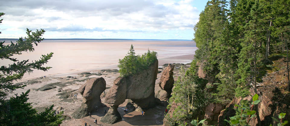 A scenic driving odyssey along Fundy's Coastal Trail